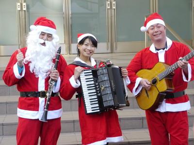 クリスマス・スペシャルトリオ・バンド